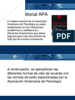 Leoye - Modelo APA