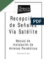Revista. Saber Electrónica. Recepción de Señales Vía Satelite