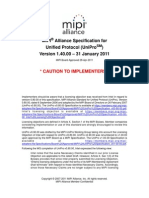 Mipi UniPro Specification v1!40!00