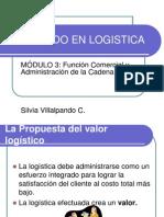 Diplomado en Logística Modulo 3