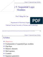 Ln 09 Sequential Logic Modules