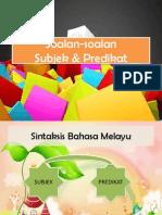 Sintaksis Bm