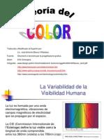 Teoria Del Color (Presentacion)