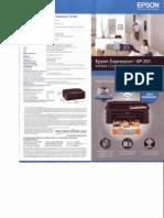 Cotizacion de Impresoras