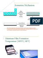 Latex Film Formation