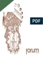 Forum Magazine - Fall 2012 (1)