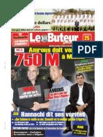 LE BUTEUR PDF du 25/03/2009