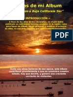 Album de Baja California Sur -Francisco Aramburo-