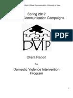 client report--final copy
