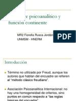 encuadrepsicoanalticoyfuncincontinente-101227200145-phpapp02