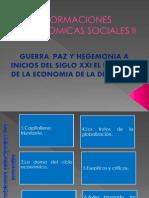 Formaciones Economicas Sociales II