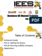 Business Kit Manual Training Presentation