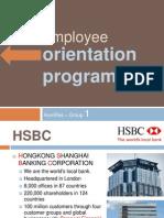 New Employee Orientation Program-group 1