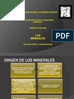 Minerales Buenas Tareas