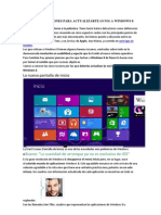 5 Grandes Razones Para Actualizarte (o No) a Windows 8