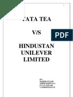 Tata Tea vs. HUL Tea- Vashishth & Group