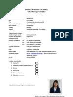 Biodata Pengurus Lpp Myrsanb