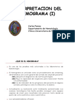 Interpretacion Del Hemograma Normal