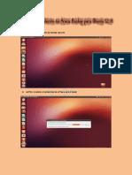 Manual de instalación de Areca Backup para Ubuntu 12