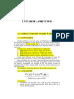 ASC 2 Tipuri de Arhitecturi SUBLINIAT