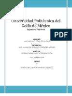 DISEÑO DE COMPORTAMIENTO DE POZO.docx