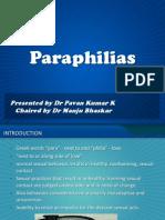 paraphilias