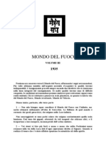 (eBook - Agni Yoga - ITA) - M. Morya - Mondo Del Fuoco Vol. 3