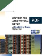 Metal Coating in Design Field