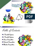 Analytic Geometry Period 4 6205