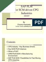 SAP SCM PLM