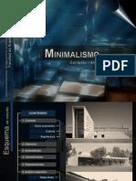 Minimalism o