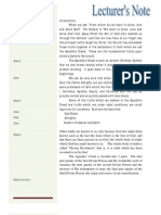 01 - Nov 2012 Apostle's Creed
