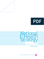 National E-Health Strategy
