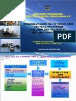Peluang Dan Tantangan UU 17-2008 Ttg Pelayaran_05082008