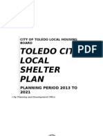 final draft of toledo city lsp