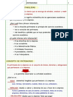 Tema 1 Patrimonio Empresarial
