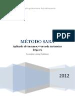 Metodo SARA - con triangulo. Yasmina López