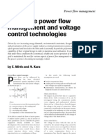 Voltage Control Technologies