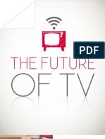TheFutureofTV Book NEW Copy