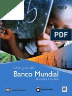 Banco Mundial_guia Del Banco Mundial