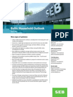 Baltic Household Outlook