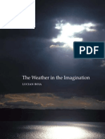 Lucian Boia - The Weather in the Imagination