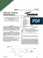 ValuLine Antenna Shield-Radome