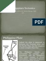 Philippines Tectonics
