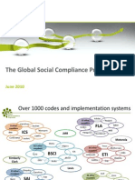 Global Social Compliance Programme