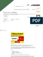 Windows 7 Prof. + Samba PDC