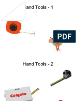 Hand Tools Identification