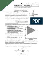 Resumen Electronica Aplicada II