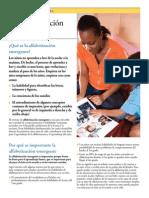 Informacion Para Los Padres La Alfabetizacion Emergente