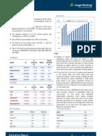 Derivatives Report, 16 April 2013